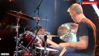 Brann Dailor plays Capillarian Crest (Mastodon)