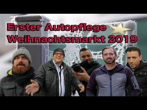 Erster Autopflege Weihnachtsmarkt 2019 von Detailing Verliebt vs. Ehrendetailer
