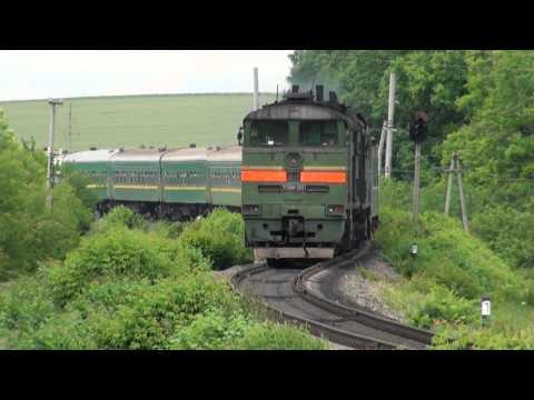 [CFM] Făleşti, Train 341F Moscow - Chisinau / Поезд 341Ф, Москва — Кишинёв