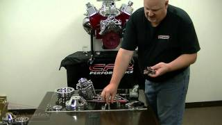 cfr performance chevy small block complete pulley bracket pump set lwp installation tutorials