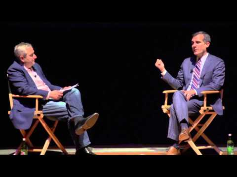 Eric Garcetti, Mayor of LA, Interviewed by Mark Suster | Upfront Summit 2014