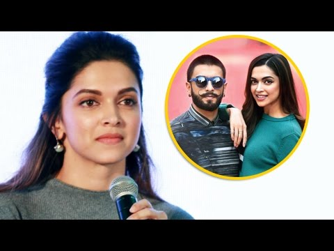 Deepika Padukone Breaks Silence On Breakup With Ranveer Singh