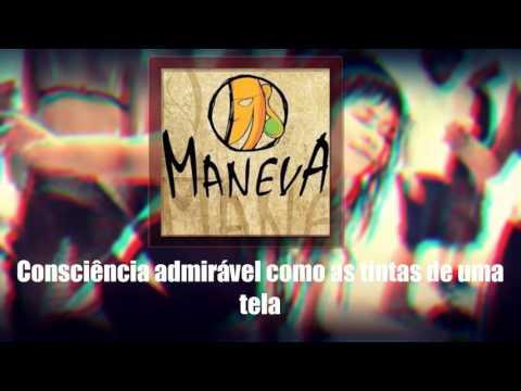 MANEVA - Saudades Do Tempo + Letra (Lyric Vídeo)