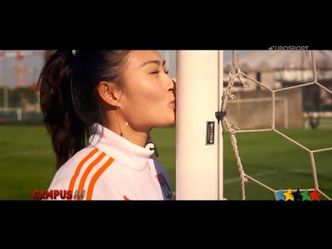 FISU Hero, WANG Fei - 41th CAMPUS Sport TV Show - FISU 2015