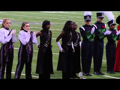 2013 Bands of America Grand Nationals Semifinals Awards Ceremony