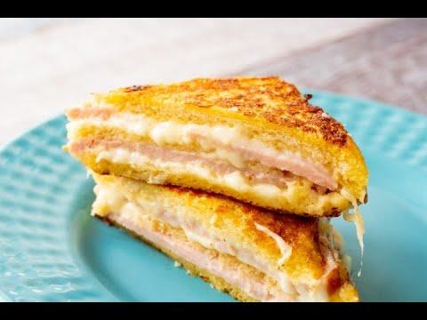 Montecristo Sandwich: the original recipe
