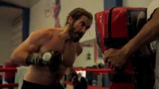 'southpaw': Jake Gyllenhaal Talks About His Intense Boxing Training