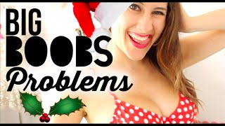 BIG BOOBS PROBLEMS: Winter Edition | itsLyndsayRae Thumbnail