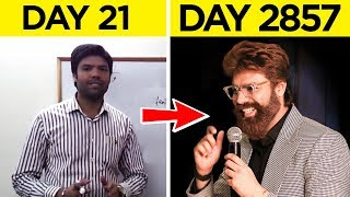 Personality Grooming - Real Life Transformation (A Time-Lapse Video)— Pep Talk India