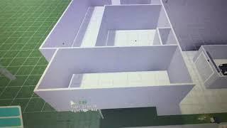 Building My Room In Bloxburg In Roblox Lachy960 Gaming