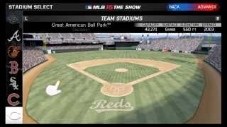 MLB 15 The Show PS Vita | PlayStation TV Video Review (Video Game Video Review)
