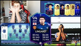 FIFA 19: Neue LINGARD Torjubel Challenge im CL Road to Final Buy First Guy! - Ultimate Team