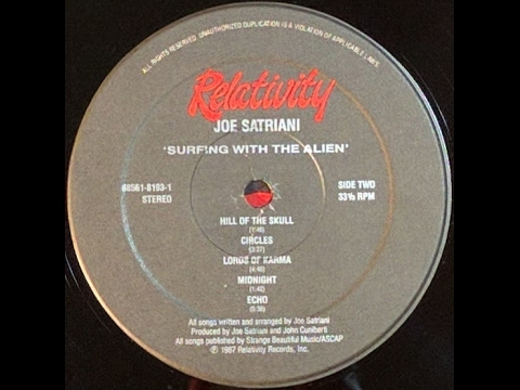 Joe Satriani Surfing With The Alien Album Download