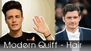 Modern Quiff Men