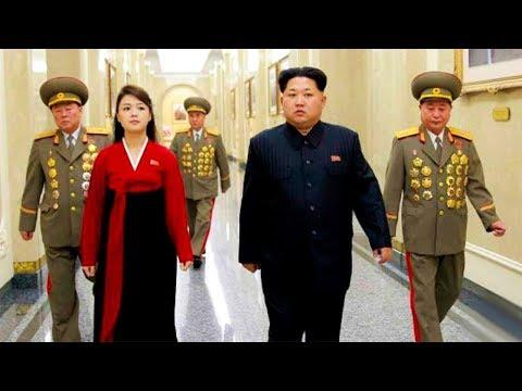 Kim Jong Un'un Karısının Tüyler Ürpertici Hayatı... Onun Yerinde Olmak İstemezdiniz.