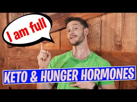 Low Carb Diet Effect on Hunger Hormones - Ghrelin and CCK