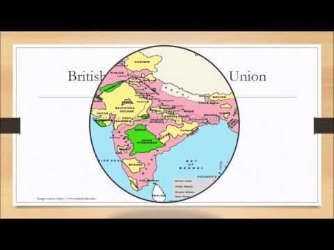 Integration of Indian States - I