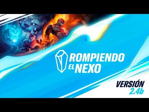 Rompiendo el Nexo 2.4b: ¿Fuego o agua? ¡Elige tu elemento! | League of Legends: Wild Rift