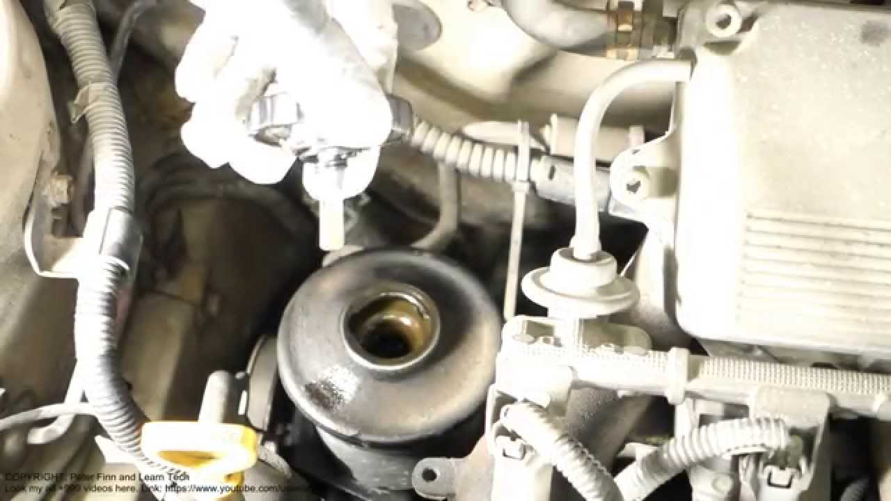 How To Check And Add Steering Fluid Toyota Corolla Years 1991 2000 You