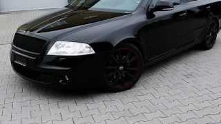 Skoda Octavia RS Tuning