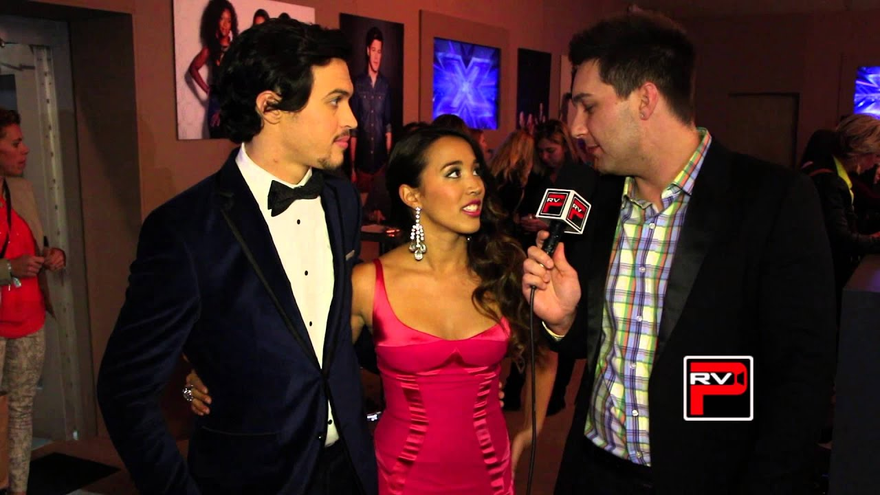 Alex And Sierra Fan Questions After X Factor Big Band