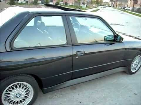 1990 BMW E30 M3 For Sale  YouTube