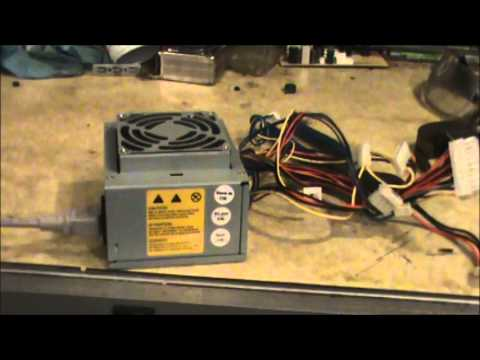 Using A Computer Power Supply For Powering A Car Radio