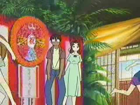 Love Hina - Your Horoscope for today - Keitaro-Kicking-AMV