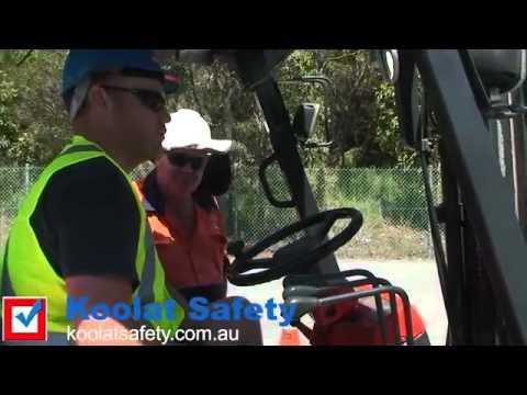 Forklift truck training highlights - Gold Coast