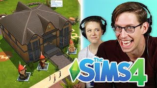 connectYoutube - Keith Chooses A Fan's House For The Try Guys • The Sims 4