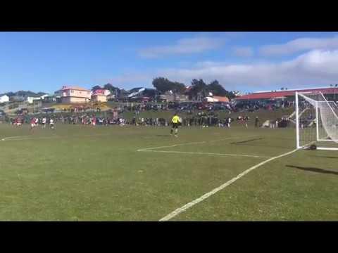 International football in Stanley: match report on Falkland Islands v England (FA XI) - 10 Nov 2018
