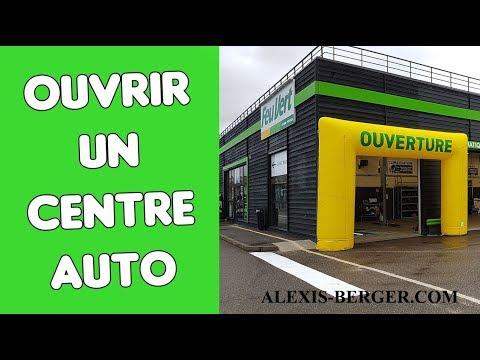 Comment ouvrir un centre auto Feu Vert ?