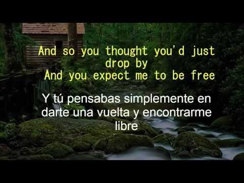 Cake - I will survive (Lyrics-Letra)
