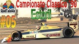 F1 2013 Gameplay ITA Logitech G27 Campionato Classic