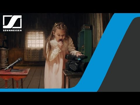 Plug & Record - AVX Wireless Video Sound | Sennheiser
