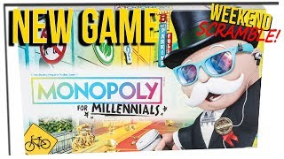 WS - Monopoly Updated for Millenials! ft. Boze & DavidSoComedy