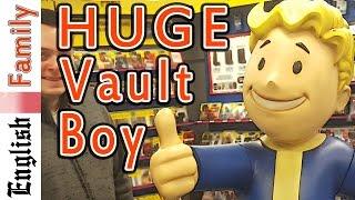 Huge Fallout Vault Boy Pip