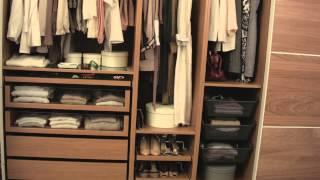Gambar cover IKEA: Escuela de decoración - Dormitorios y baños: Armario
