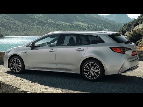 Toyota Corolla Touring Sports hybrid – Features, Design, Interior and Driving