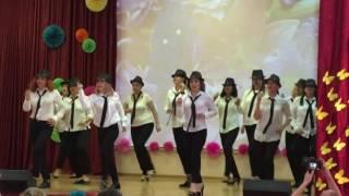 Последний звонок - 2016 Танец мам Гимназия№3 Астрахань