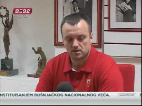 Mihajlo Uvalin trener KK CZ