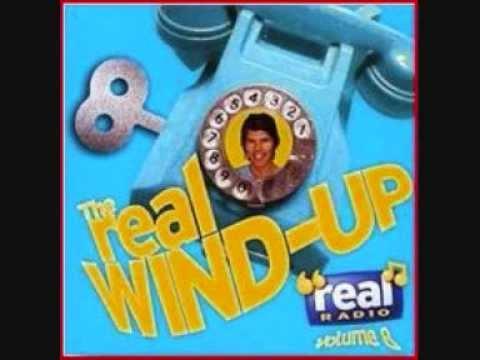 Our Pink van man on Real Radio Wind Up