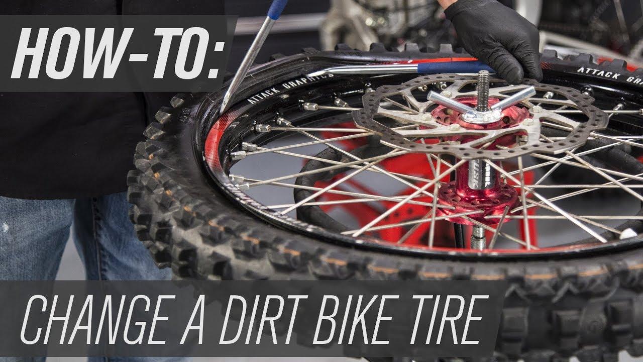 Wheel Tire Portable Motorcycle Bike Tyre Changer Bead Breaker Mount 16