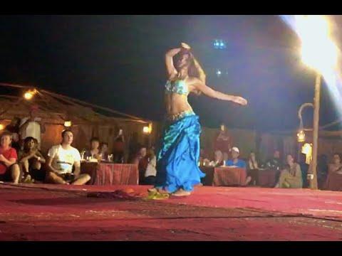 Belly Dance – Dubai Desert Safari