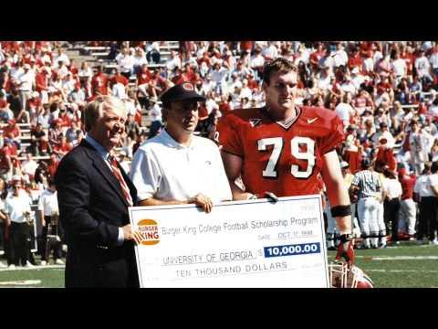 Matt Stinchcomb - 2012 Alumni Award Winner