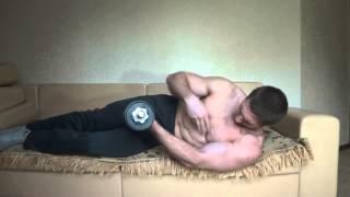 Как накачать грудные мышцы   Внутренняя часть груди   Домашний тренинг(Данное видео входит в состав кратких курсов по укреплению мускулатуры, тренировок в домашних условиях,а..., 2013-06-26T13:38:37.000Z)