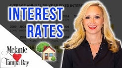 Mortgage Interest Rates Explained: A Brief History  Should You Buy a Home? | MELANIE  TAMPA BAY