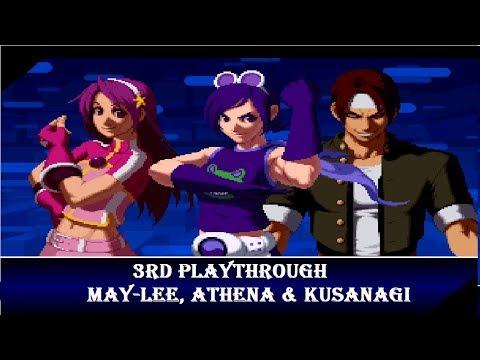 KOF 2002 - 3rd Team Play【TAS】
