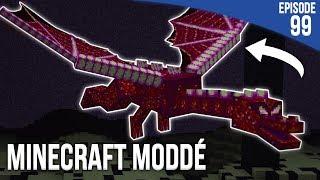 LE BOSS LE PLUS DIFFICILE DE MINECRAFT !   Minecraft Moddé S3   Episode 99