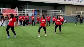 Dilbar - Koi Kahe kehta rahe /zumba /dance fitness /Flashmob/bollywood fitness/